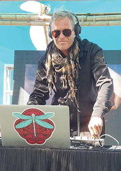 COURTESY OF THE ARTIST - DJ Dragonfly finds himself at HumBrews at 9 p.m. on Friday, Dec. 16.
