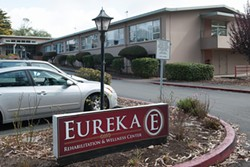 PHOTO BY MARK MCKENNA - The Eureka facility once slated for closure.