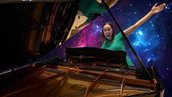 COURTESY OF THE ARTIST - Holly Bowling pays piano tribute to the Grateful Dead at HumBrews on Sunday, Jan. 22 at 8 p.m
