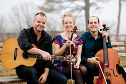 COURTESY OF THE ARTISTS - The Hanneke Cassel Band plays the Arcata Playhouse at 8 p.m. on Saturday, May 20.