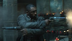 "DARK TOWER - ""If the man comin', make ready for the man."""