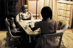 ANNABELLE: CREATION - Live feed of the remaining presidential manufacturing council.