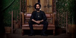 COURTESY OF THE ARTIST - Damian Jr. Gong Marley plays the Mateel Community Center on Tuesday, Oct. 3 at 8 p.m.
