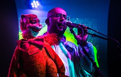 PHOTO BY CHAD COOPER - David Liebe Hart plays the Miniplex on Monday, Oct. 23 at 9 p.m.