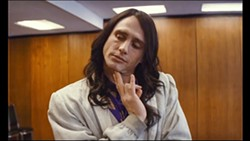 THE DISASTER ARTIST - Withholding gossip from your coworkers.