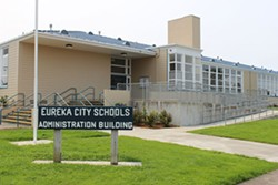 FILE PHOTO - An estimated 34 percent of Humboldt County transfer students reside in the district boundaries of Eureka City Schools.