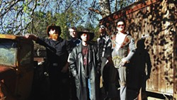 COURTSEY OF THE ARTISTS. - Psychedelvis and The Rounders play The Logger Bar Dec. 31 at 9 p.m. (free).