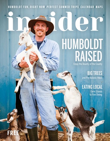 Humboldt Insider Summer/Fall 2017