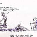 Un-easement