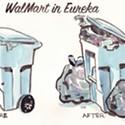 Walmart in Eureka