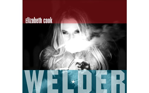 Welder - BY ELIZABETH COOK