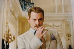 We're still doing handlebar mustaches, right? Right?