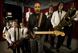 WHO: Black Joe Lewis and The Honeybears, WHEN: Monday, Dec. 2, 9 p.m., WHERE: Humboldt Brews, TICKETS: $15