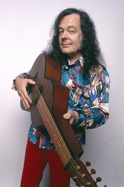 PHOTO BY NEIL ZLOZOWER - WHO: David Lindley, WHEN: Saturday, Jan. 18 at 8 p.m., WHERE: Van Duzer Theatre, TICKETS: $25, $5 HSU students