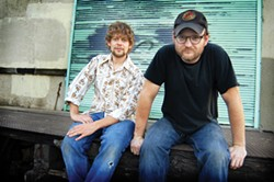 PHOTO COURTESY OF THE ARTIST - WHO: Hillstomp, WHEN: Friday, March 27 at 9:30 p.m., WHERE: Humboldt Brews, TICKETS: $15, $12 advance
