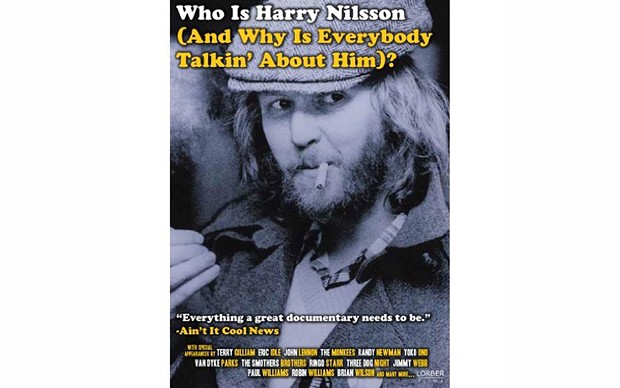 Who is Harry Nilsson (And Why Is Everybody Talkin About Him?) - DIRECTED BY JOHN SCHEINFELD - LSL PRODUCTIONS DVD