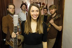 PHOTO COURTESY OF THE ARTIST - WHO: Lindsay Lou & the Flatbellys,  WHEN: Thursday, Feb. 6 at 9 p.m., WHERE: Humboldt Brewsm TICKETS: $10