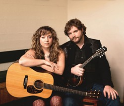 WHO: Melody Walker and Jacob Groopman, WHEN: Friday, March 7 at 7:30 p.m., WHERE: Arcata Playhouse, TICKETS: $15, $13 members