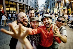 WHO: New York Gypsy All-Stars, WHEN: Friday, Nov. 1, 8 p.m., WHERE: HSU Kate Buchanan Room, TICKETS: $25, $15 HSU students