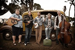 WHO: Poor Man's Whiskey, WHEN: Saturday, March 21 at 9:30 p.m., WHERE: Humboldt Brews, TICKETS: $20