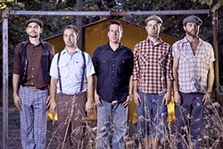 WHO: The Dirt Floor Band WHEN: Friday, Sept. 27, 7 p.m. WHERE: Arcata Theatre Lounge TICKETS: $15