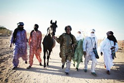 PHOTO COURTESY OF THE ARTIST - WHO: Tinariwen, WHEN: Tuesday, Oct. 28 at 8 p.m., WHERE: Van Duzer Theatre, TICKETS: $35, $10 students