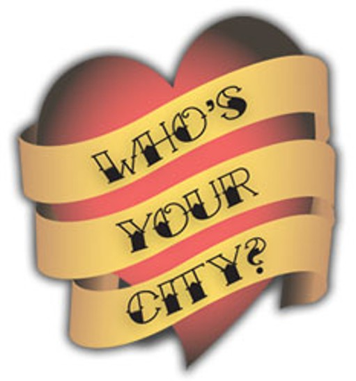 Who's Your City?