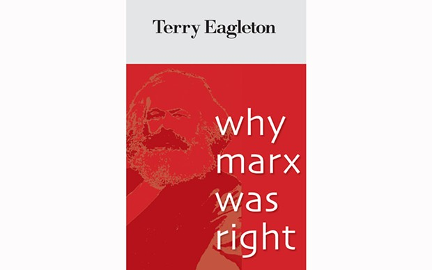Why Marx Was Right - BY TERRY EAGLETON - YALE UNIVERSITY PRESS
