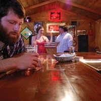 The Rural Bar Crawl