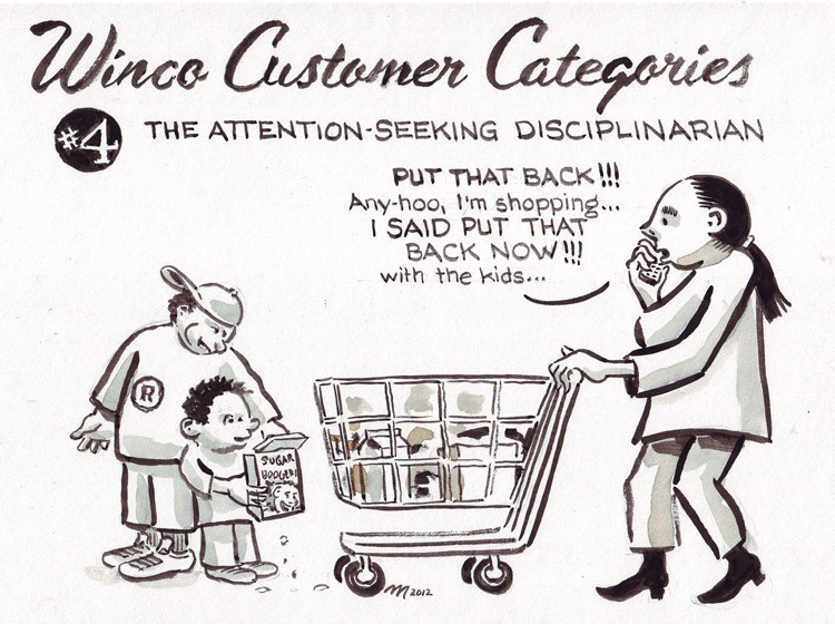 Winco Customer Categories - JOEL MIELKE