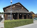 Winema Theater in Scotia, Calif.
