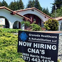 'Immediate Jeopardy' With a turnover rate of 70 percent, certified nursing assistants are hard to come by. It costs nursing homes such as Granada Healthcare and Rehabilitation in $3,500 to replace each one who leaves. Photo by Carol Harrison