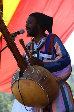 Youssoupha Sidibe Photo by Bob Doran