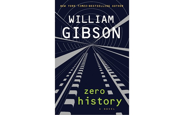 Zero History - BY WILLIAM GIBSON - PUTNAM