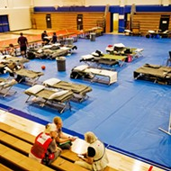Cal Fire and Red Cross rethink evacuation centers, base camps as fire season collides with COVID-19