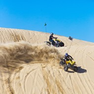 Coastal Commission to consider eliminating off-roading at Oceano Dunes