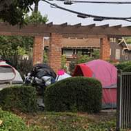 SLO codifies ban on tents in parks, will regulate shopping carts