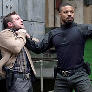 <b><i>Without Remorse</i></b> is a standard issue revenge action flick