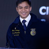 Santa Maria high school student elected as state FFA's president