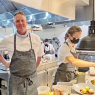 Hotel SLO's Ox + Anchor chef Ryan Fancher makes the Central Coast proud