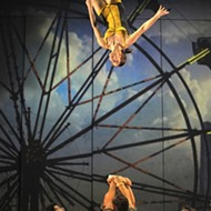 A Canadian circus acts tackles modern absurdity with 'Cirkopolis'