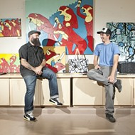 Two savages, a beard, some art, and a studio: Fiasco Gallery in Paso Robles