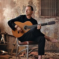 Ottmar Liebert brings his amazing instrumental new age world music to SLO Brew on Aug. 6