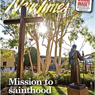 Mission to sainthood: Recently canonized Father Junipero Serra helped establish the California mission system,  but is he really saint material?