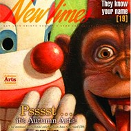 Autumn Arts Annual 2012
