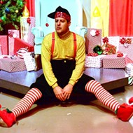 Santa's (reluctant) little hell-per: 'Santaland Diaries' show dark, hilarious side of Christmas