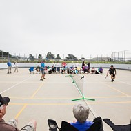 Game, set, pickle: Pickleball is creating a multi-use crunch on other sports