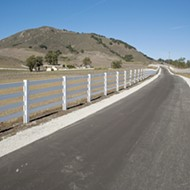 New SLO bike path set to open in January