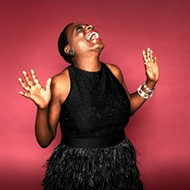 Electrifying Sharon Jones & the Dap-Kings bring their soulful R&B sounds to Cal Poly's Spanos Theatre on Oct. 29