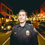 Take a (voluntary) ride along with Officer Tim Koznek, SLOPD's DUI cop